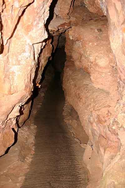 Cave passageway 2