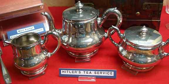 hitler-tea-service