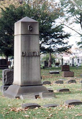 cannell-gravestone