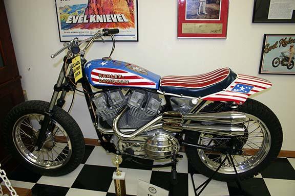 1972 Harley Davidson Xr750 Evel Knievel Stunt Bike: Gypsy Journal RV Travel Newspaper