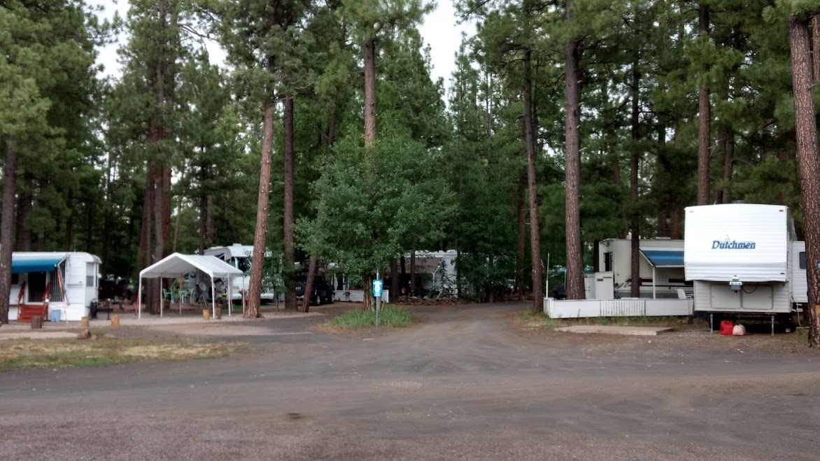 White Mountains Cabins at Double B Lodge  Pinetop